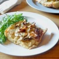 残った生クリームでワンランクアップのパン料理「舞茸のパンベルデュ・サレ」【気になるNEWS特番】