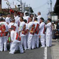 これが男の祭 常陸大津の御船祭(本祭) 北茨城市