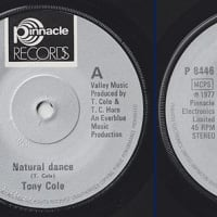Tony Cole / Natural Dance (1977)