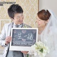 二人の想いを写真に残す婚礼撮影