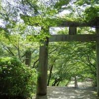 福岡県太宰府市の「宝満宮竈門神社」