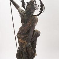 続魅了された仏像と木彫刻3