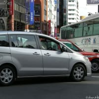 Mazda Premacy 2005- 3ナンバーサイズになった2代目のマツダ プレマシー