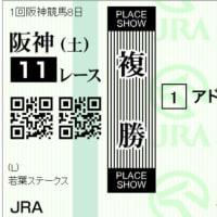 目指せ 1億円馬券 その2 (;^ω^)