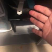 扉タイプのシンク下収納、解決の意外なアイテム