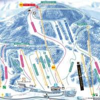 初スキー in ban.Kスキー場