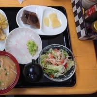 きばらし 天ぷら定食@上田市