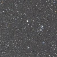 20/11/16  Go to Sky Watcherで霜月の陣! part3「小さいけどカラフルな散開星団M103(NGC581)」