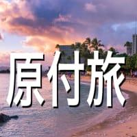 原付旅 ついにハワイ到着!アロハ〜の巻