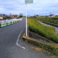 奈良県生駒郡安堵町笠目の風景
