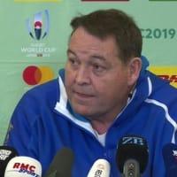ジャパン、「ティア1昇格決定」?! → ニュージーランド代表のスティーブ・ハンセンヘッドコーチが「容認」