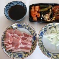 手作り 豚丼風?