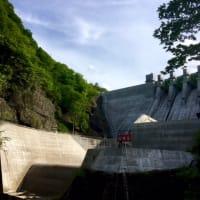 八ッ場ダムの向こう側