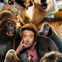 【映画】ドクター・ドリトル(2020年版)…リアルな動物CGはそうではないのにパクリ感がでる罠