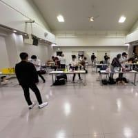 第69回東海北陸理容競技大会訓練会