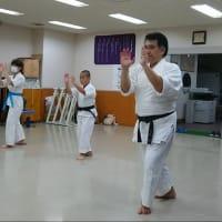 6/30(火)戸田道場稽古日誌