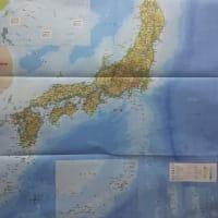 シャックにいかが?「日本・世界地図帳」