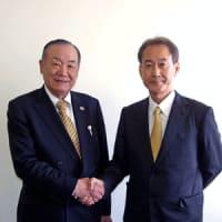 御坊市長選へ三浦源吾氏(新人)出馬表明、無投票濃厚 〈2020年4月8日〉