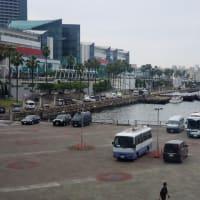 G20大阪サミット、南港ATC、大阪府咲洲庁舎はいよいよ厳戒態勢へ