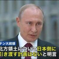 【北方領土】プーチン氏、G20に来る前から安倍晋三を相手にせず 安部ちゃんの廃棄処分が、米露中首脳の間で決定したので、予め、お前と北方領土の話などしない、議長面するな、ボケ!ってこと?Rコシミズ