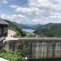 第23回DAIYAツーリング、田子倉ダム方面
