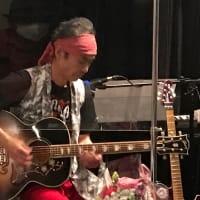 篠田精一、成瀬克己レコ発ライブ