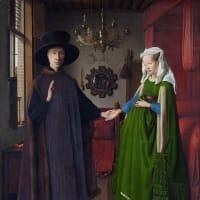 アルノルフィーニ夫妻像:世界史での登場