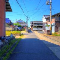 奈良県北葛城郡広陵町南郷の風景
