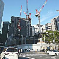 阪神百貨店建替え工事