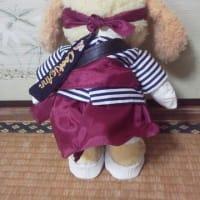 クッキーたんの 海賊さんのお洋服ができました