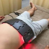 レーザー治療器での検証を始めています