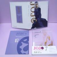 ジョジョの奇妙な冒険 黄金の風 Vol.7 Blu-ray&DVD発売中ゥゥゥゥ!!