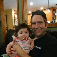 Andyっちの初めての父の日 (Andy's 1st Father's Day)