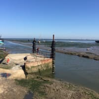 Leigh-on-Sea へ小旅行
