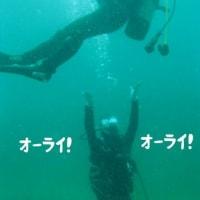 7月7日(日)無重力の水中世界で遊んでみよう!ow講習最終日は七夕!