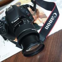 生まれてはじめてのカメラ