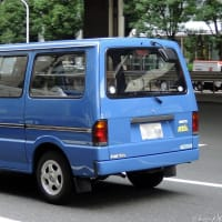 Mazda Bongo 1983- / Mazda Bongo Brawny 1983- 3代目になったマツダ ボンゴと初代のボンゴ ブローニイ