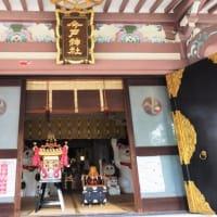 台東区今戸 今戸神社を参拝