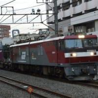 EH500-9 【西国分寺駅:武蔵野線】 2020.NOV