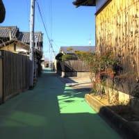 奈良県生駒郡安堵町東安堵の風景
