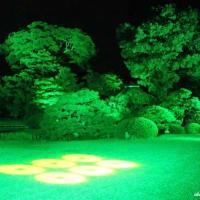 信州・松代 真田邸で「幻 奏」と言う庭園ライトアップが・・・・・・!