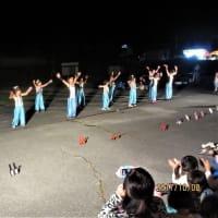 親田八幡宮奉納煙火