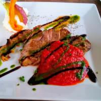 予約必至の人気イタリアン食堂のランチは前菜だけで満腹(笑)・・・ハンタバール(中城和宇慶)