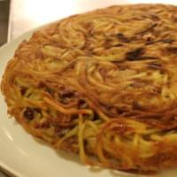 ナポリの料理