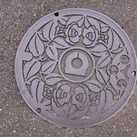 幸田町のマンホール