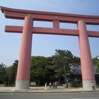「国生み神話」ゆかりの神社を訪ねて、昼は鱧料理のフルコース~淡路島文化探訪の旅2