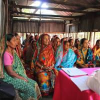 さすらいの風景  グラミン銀行農村支援プロジェクト