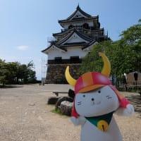 国宝 彦根城に行きました