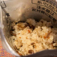 アルファ米の五目ご飯を食べてみた