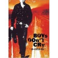 DVD「ボーイズドントクライ」を観ました。2008年19本目